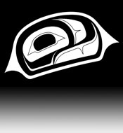 Salmon Head Logo